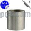 paslanmaz çelik 304 kalite 1 parmak manşon