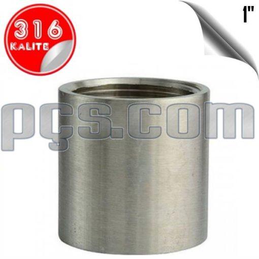 paslanmaz çelik 316 kalite 1 parmak manşon