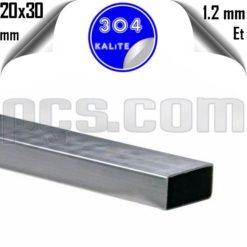 paslanmaz çelik 304 kalite parça profil kesimi