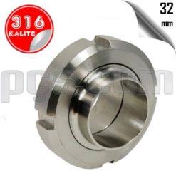 paslanmaz çelik 316 kalite ay anahtarlı rekor