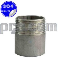 paslanmaz çelik 304 kalite boru tip tek taraflı nipel